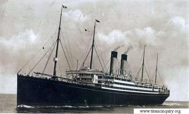 Image of ss Baltic (White Star Line)