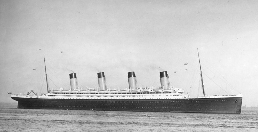 Image of RMS Olympic (White Star Line)