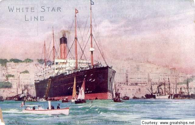 Image of ss Republic (White Star Line)