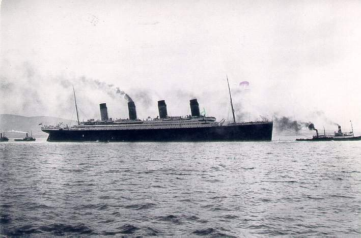 Image of ss Titanic (White Star Line)